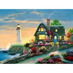 lighthouse-cottage-diamond-painting